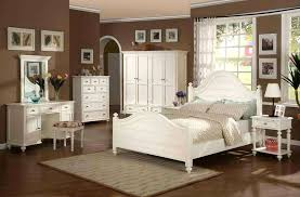 Beautiful Full Size Bedroom Furniture Scheme - Home Interior Design