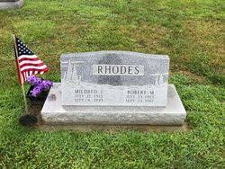 Mildred I. Mack Rhodes (1918-1993) - Find A Grave Memorial