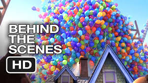 Up House Balloons Up 3d Behind The Scenes Balloons And Flight 2009 Ed Asner
