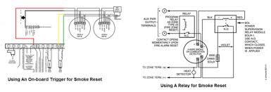 4 wire smoke detector wiring diagram wiring diagrams