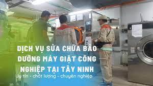 Dịch vụ sửa chữa bảo dưỡng máy giặt công nghiệp tại Tây Ninh - Máy Giặt  Công Nghiệp