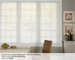 white wooden privacy blinds designs