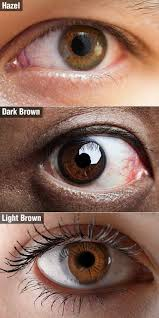 consider your eye color