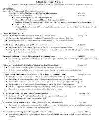 Gallery Of Oncology Nurse Practitioner Resume Images Nurse