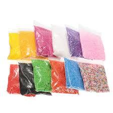 12 pack styrofoam foam ball filler for slime mini beads diy craft ...