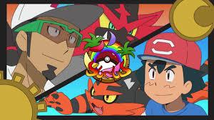 Ash vs. Professor Kukui | Pokémon the Series: Sun & Moon—Ultra Legends