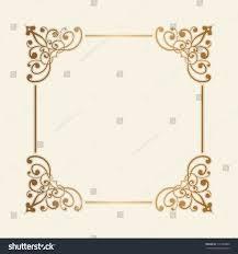 simple frame design. Black Simple Frame Design Vintage Frame Picture Beautiful Simple Design  Stock Illustration Rhshutterstockcom Set Of Vintage