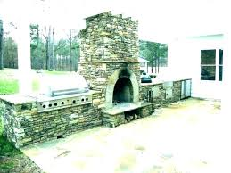 outdoor fireplace kits cost of stone small cost of outdoor fireplace