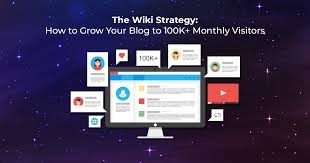 Wikis Business The Wiki Strategy How To Grow Your Blog To 100 000 Monthly