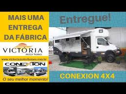 motorhome 4x4 conexion victória motor