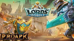 hình ảnh huong dan nap tien mua gem game lords mobile in lords mobile hướng