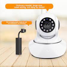 1080P HD Thông Minh Mini Camera Camera Wifi IP Giám Sát AI Con Người Phát  Hiện Ghi Hình Vòng Lặp Gia Camera An Ninh / Intercom
