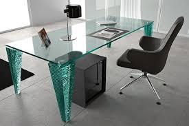 Nervi glass office desk Pinterest Wonderful Glass Office Desk Incredible Office Amp Workspace Artistic Glass Office Desk Plus Bgliving Chic Glass Office Desk Bgliving
