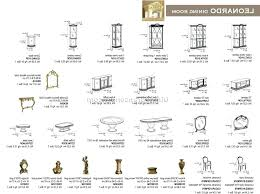 dining room furniture names best dining room furniture names design dining room table style names