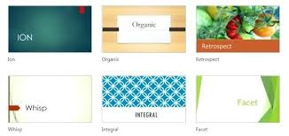 Retrospect Theme Powerpoint 2010 Microsoft Powerpoint Design Templates Presentation New Office