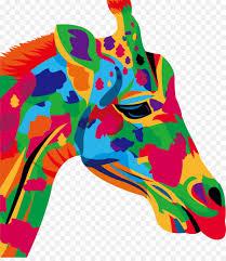 horse head clip art color. Brilliant Color Drawing Stock Photography Illustration  Color Graffiti Horse Head On Horse Head Clip Art