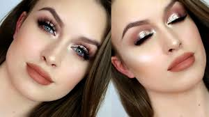 today is all about glittery golden eyes and some lips perfect for an easy quick glam look