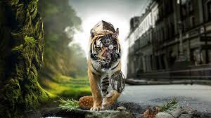 Free download 3D Tiger Bionic HD ...