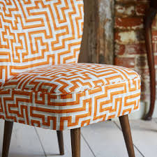 christopher furniture. the new genovesa chair in christopher farr meander furniture