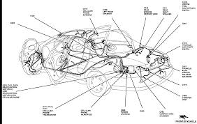 wiring diagrams 1994 ford taurus wiring discover your wiring ford taurus diagram body