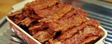 pork bacon or turkey bacon