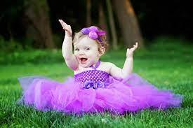Cute Baby Girl Wallpaper on WallpaperSafari