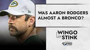 trading Aaron Rodgers to the Broncos ...