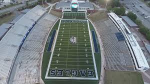 Allen E Paulson Stadium Seating Chart Georgia Southern University Shaw Sports Turf