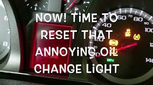 How To Reset Gmc Terrain Oil Light Gmc Terrain Oil Change
