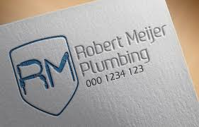 Logo Design Contact Business Logo Design For Robert Meijer Plumbing Contact