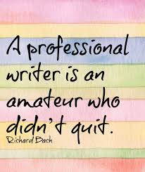 Writing Quotes Inspiration Writing Quote From Richard Bach Writing Inspiration Pinterest