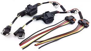 1994 97 ford powerstroke diesel glow plugs injector wire harness more views 1994 97 ford powerstroke diesel glow plugs injector wire harness
