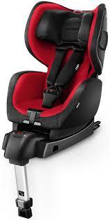 recaro optiafix ruby child car seat with fix basis