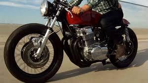 kott motorcycles 1973 honda cb750 custom cafe racer gopro hero 3