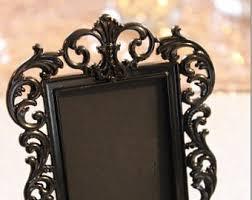 black antique picture frames. Set Of 10 Mini VINTAGE STYLE FRAMES Black PlaceCard Placecard Table Number Menu Label Frame Chalkboard Antique Picture Frames R
