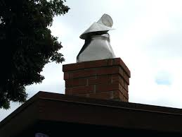 fireplace chimney repair wind cap flue cleaning cost