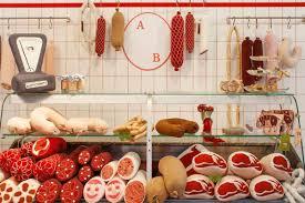 Aufschnitt Berlin Design The Plush Sausages At Berlins Textile Butcher Shop Look