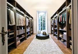 modern walk in closet high end with seating area india modern walk in closet