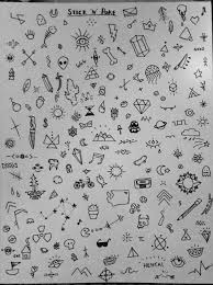 Simple Stick And Poke Designs Animalartist121 I Am Actually Getting A Stick N Poke Tattoo