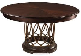 Round Table Pedestal Extendable Dining Room Square Table Pedestal Extending Table