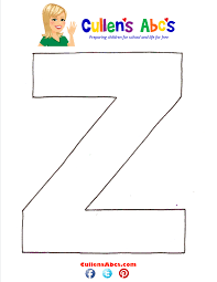 Letter Z Uppercase | Online Preschool and Children's Videos by ...
