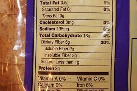 nature s own double fiber wheat bread
