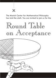 announcing the mcmp round table on acceptance