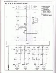car radio stereo audio wiring diagram 2000 Suzuki Grand Vitara Wiring Diagram Suzuki SX4 Wiring-Diagram
