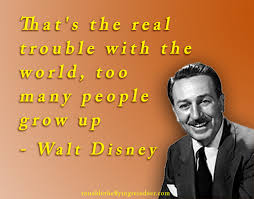Quote Thats The Real Trouble With The World Too Many People Grow