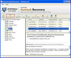 Outlook Pst Recovery Easy Data Recovery From Outlook Pst