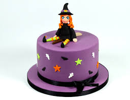Witch Decorating How To Make A Halloween Witch Novelty Cake Decorating Fondant