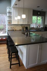 Breakfast Bar in the Kitchen  Thinking Style and Function