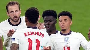 الاتحاد الإنجليزي يدين الإساءة العنصرية التي تعرض لها بوكايو ساكا وماركوس  راشفورد وجادون سانشو بعد نهائي يورو 2020