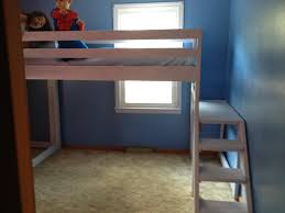 Loft platform bed Cheap Ana White Twin Loft Beds With Platform Diy Projects Pictures Bed Stairs Of Allmodern Ana White Twin Loft Beds With Platform Diy Projects Pictures Bed